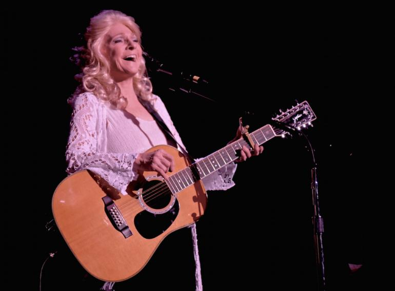Judy Collins, Stills & Collins, Huntington, WV, October 2, 2017