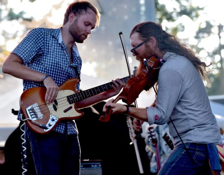 Parker Millsap Band, ROMP 2018
