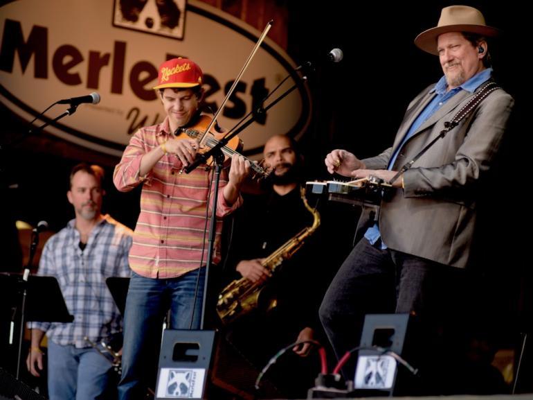 The Jerry Douglas Band, MerleFest 2018