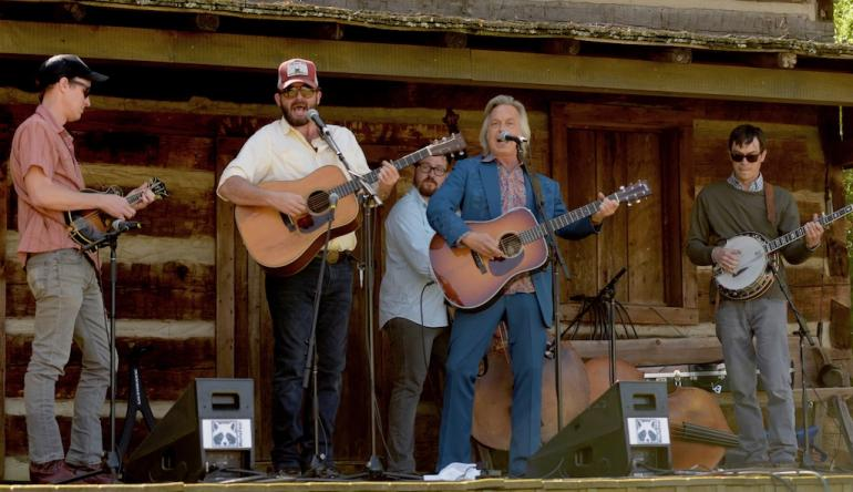 Jim Lauderdale and Town Mountain, MerleFest 2018