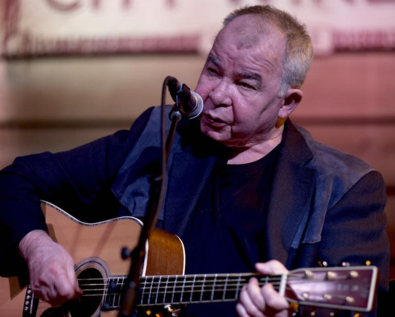 John Prine, Bonaparte's Retreat Benefit