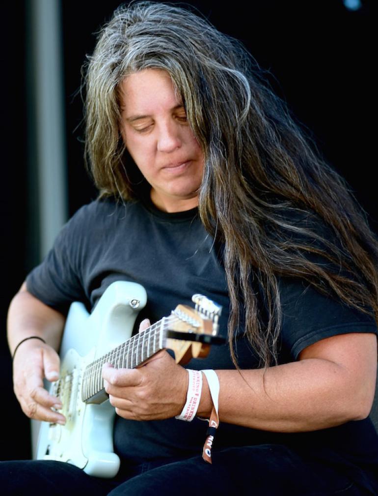 Marisa Anderson, Nelsonville Music Festival 2017