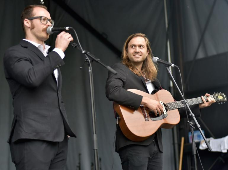 Penny and Sparrow, MerleFest 2016