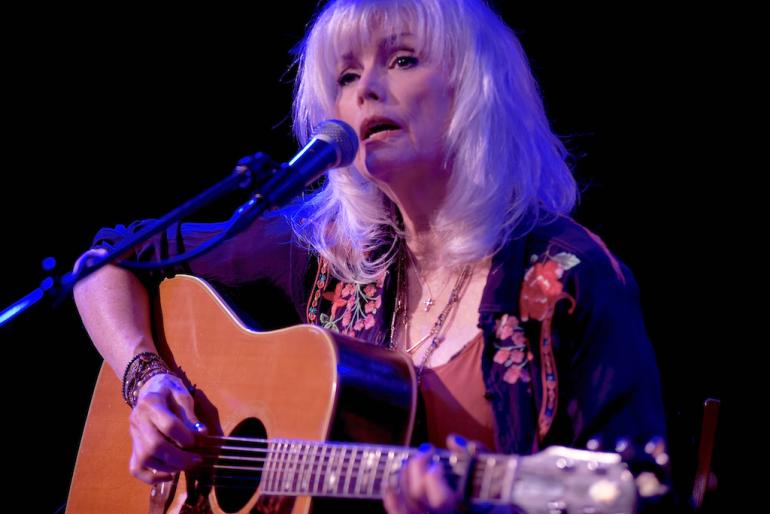 Emmylou Harris, Bonaparte's Retreat Benefit