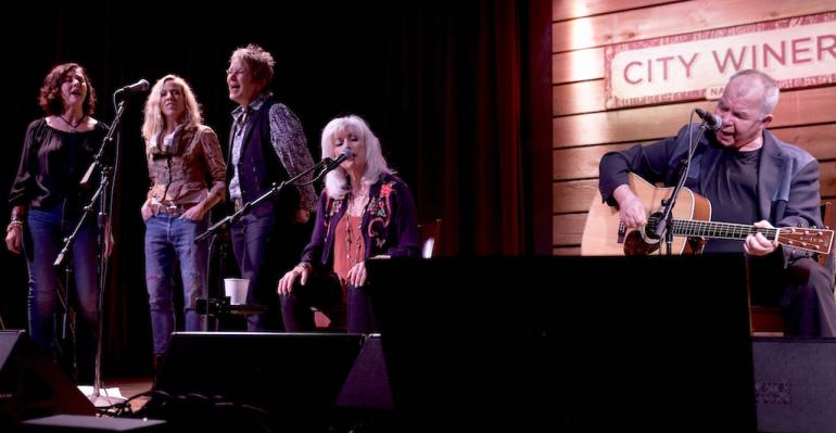 Emmylou Harris, John & Fiona Prine, Sheryl Crow, and Mary Gauthier