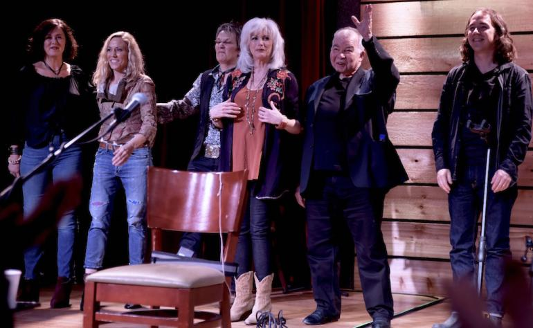Emmylou Harris, John & Fiona Prine, Sheryl Crow, Mary Gauthier and Jason Wilbur