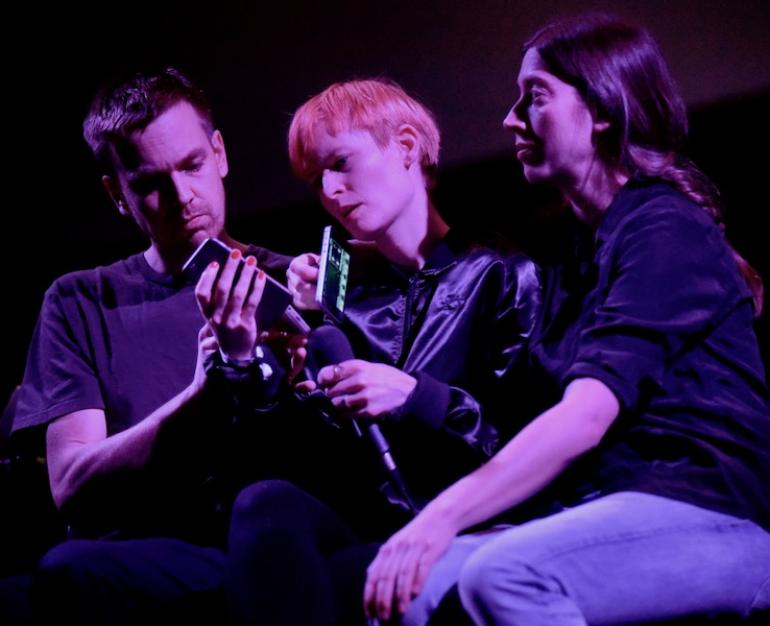 Jenny Hval's Cell Phone Trio, Big Ears 2018