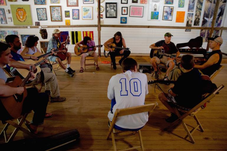 Culture Camp: Guitar
