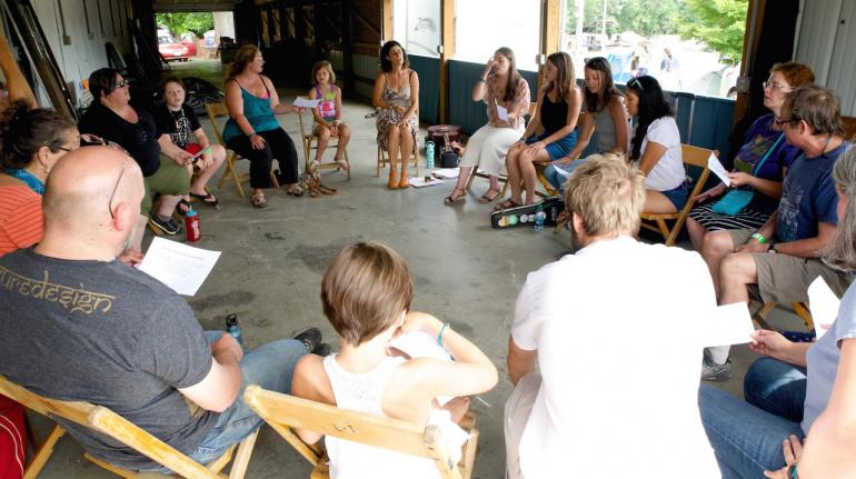 Culture Camp: Singing Workshop led by Amy Puryear