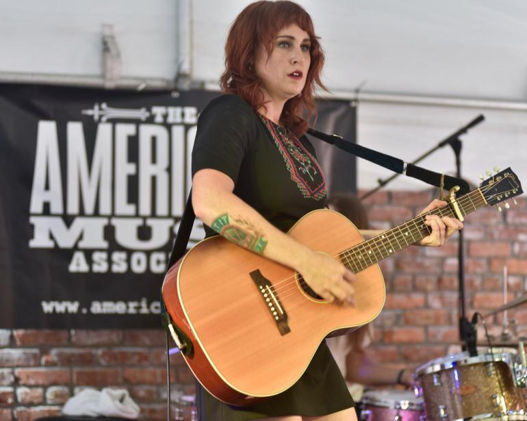 Ruby Boots at AmericanaFest 2016