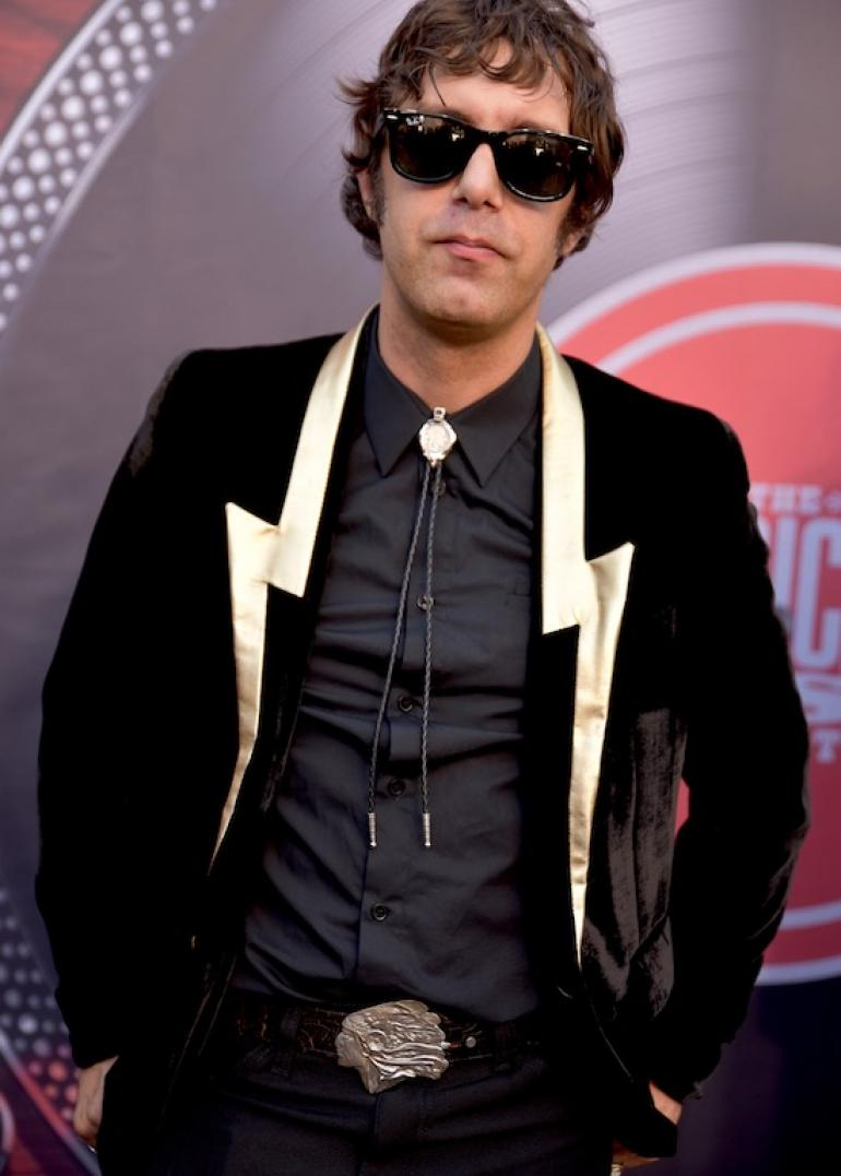 Jeremy Ivey on the Red Carpet, AmericanaFest 2018