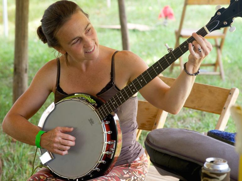Culture Camp: Banjo Workshop
