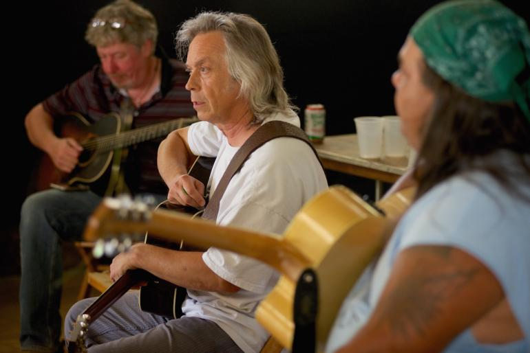 Culture Camp Songwriting Workshop led by Jim Lauderdale