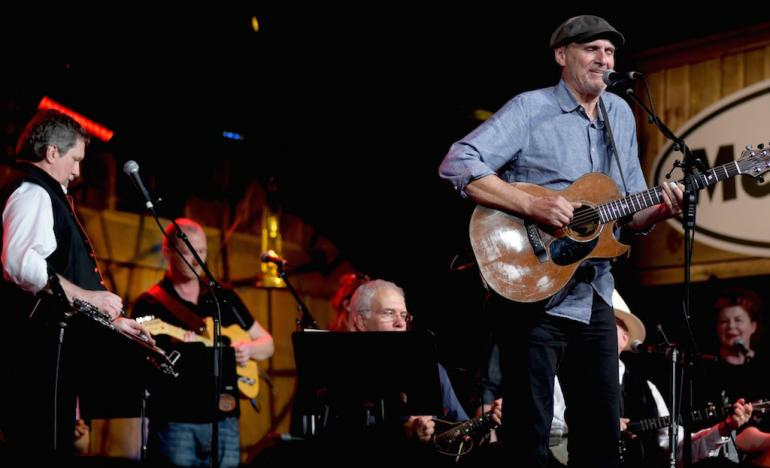 James Taylor and the Transatlantic Orchestra at MerleFest 2017
