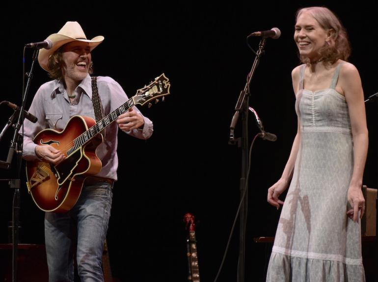 David Rawlings & Gillian Welch, Louisville, KY