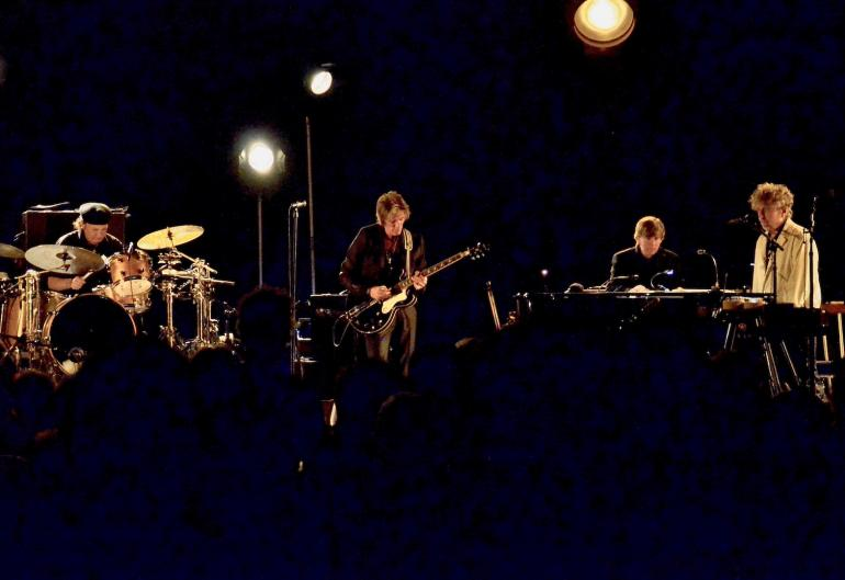 Bob Dylan and Band, 2013