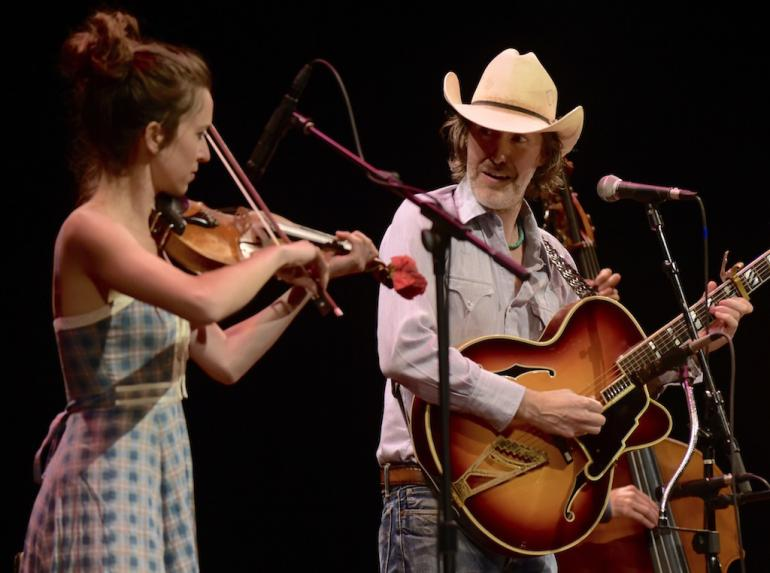 David Rawlings & Brittany Haas, Louisville, KY