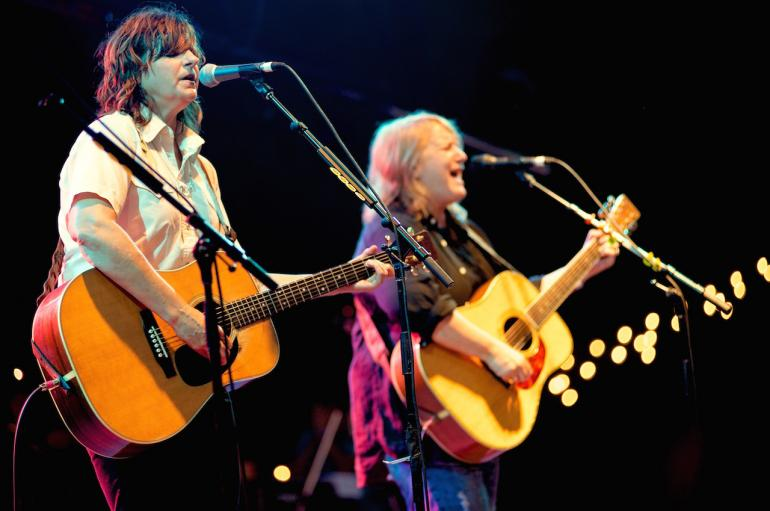 The Indigo Girls,  Finger Lakes GrassRoots Festival
