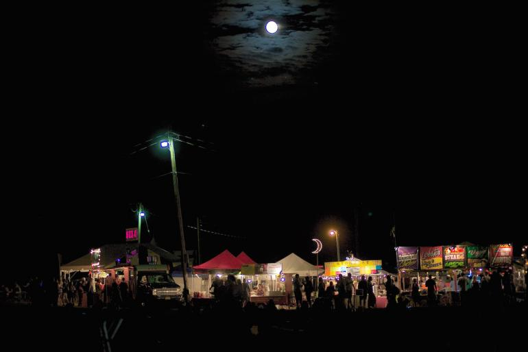 Two Moons Over the Finger Lakes GrassRoots Festival