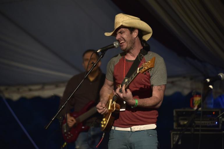 Randy Dean Whitt, Shakori Hills Festival Spring 2016