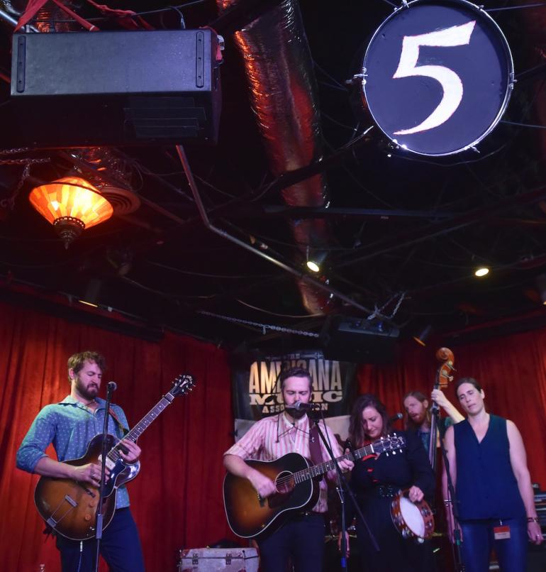 Jordie Lane, Rose Cousins and The Stray Birds at AmericanaFest 2016