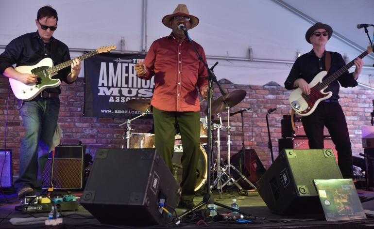 The Bo-Keys at AmericanaFest 2016
