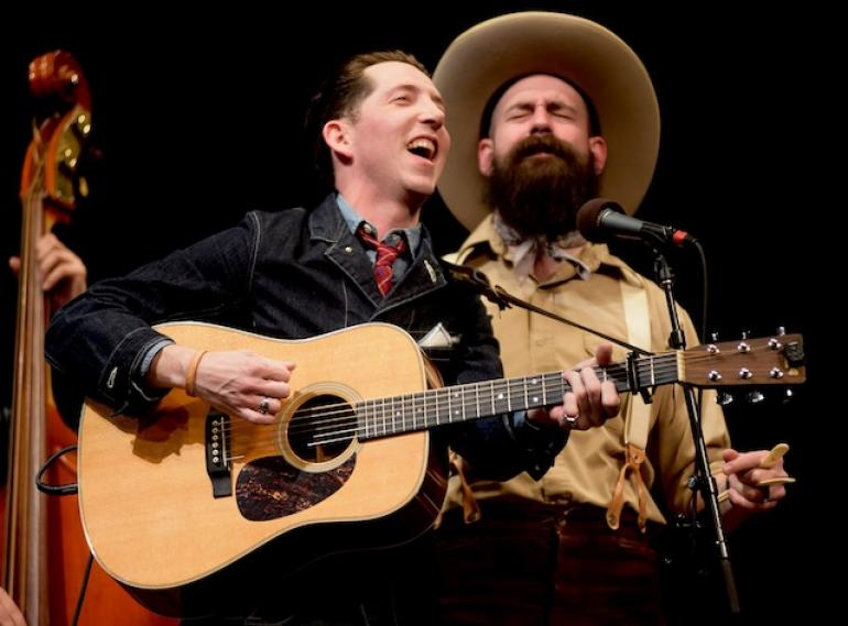 Pokey LaFarge, Mountain Stage 2017