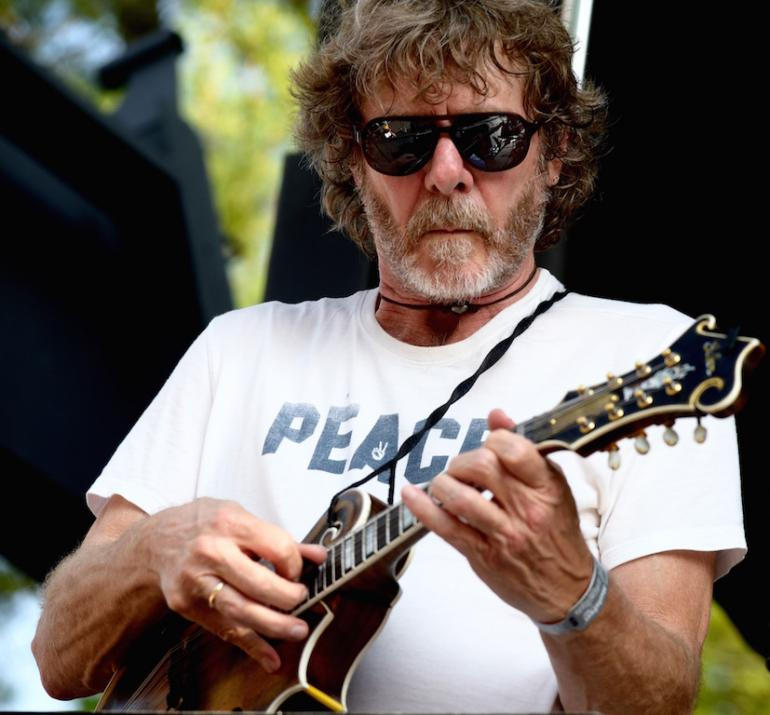 Sam Bush, Hillside Album Hour,  MerleFest 2017