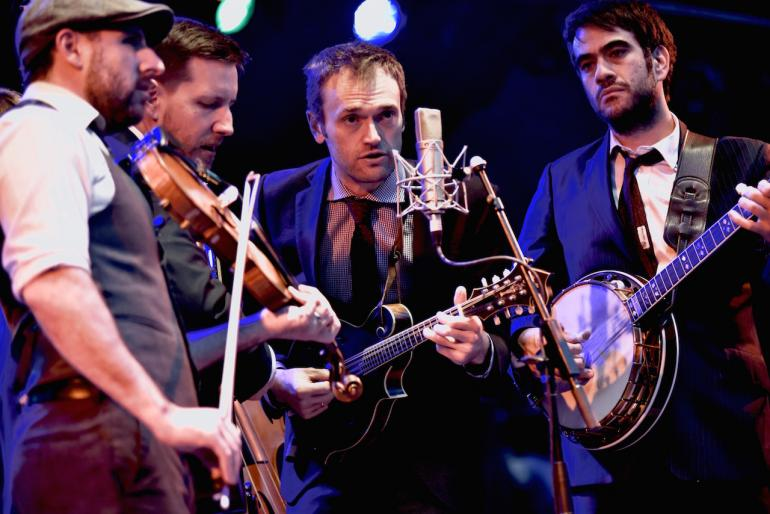 The Punch Brothers, Shakori Hills Festival Spring 2016