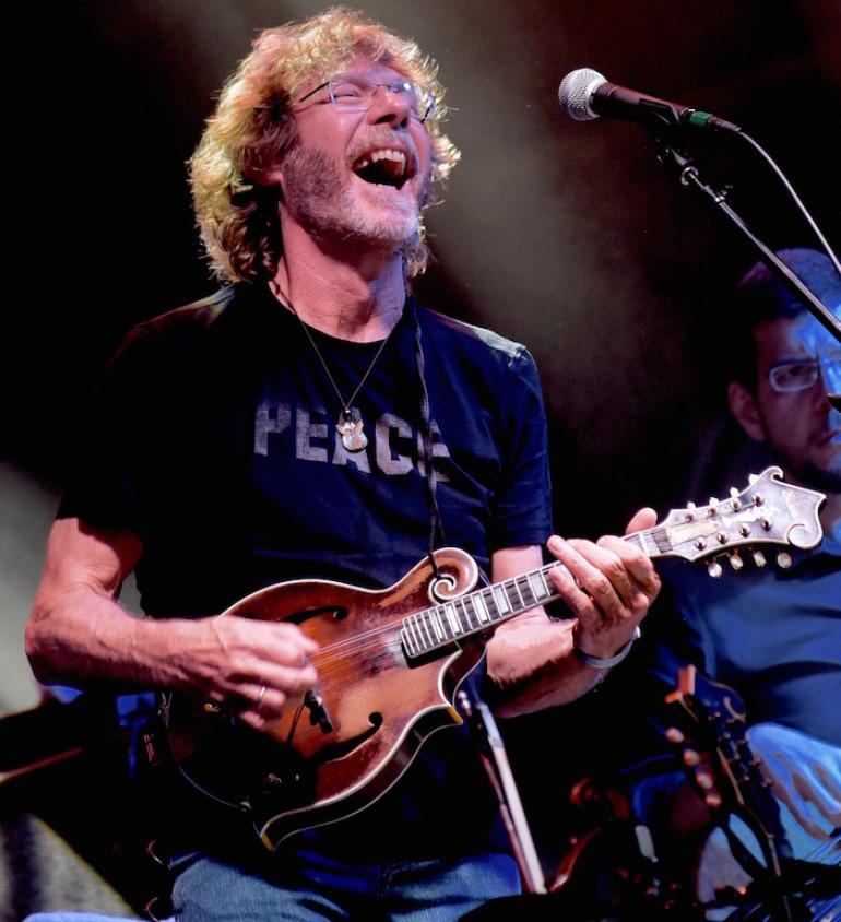 Sam Bush,  MerleFest 2017