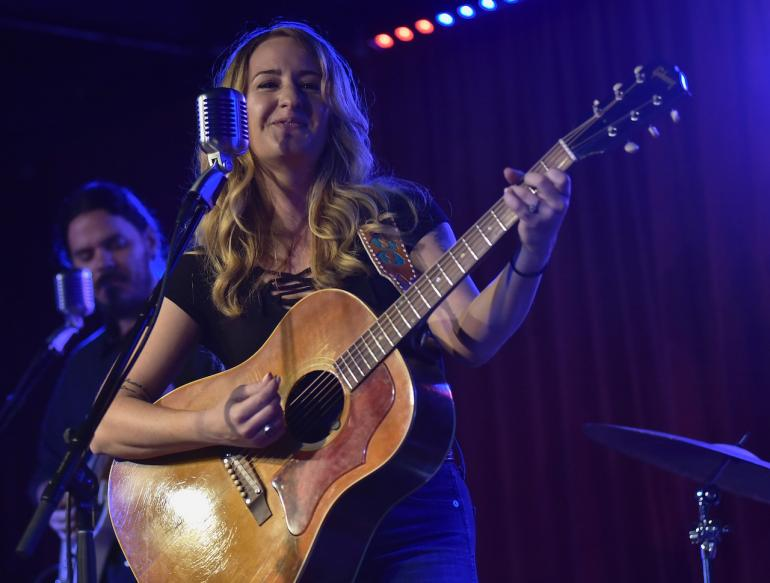 Margo Price at AmericanaFest 2016