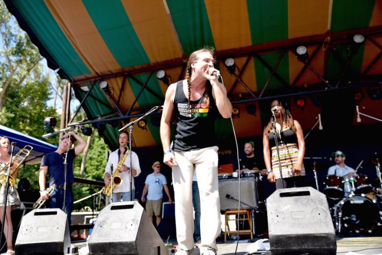 Kevin Kinsella, Finger Lakes GrassRoots Festival