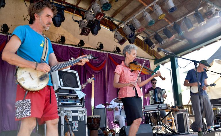 The Horse Flies, Finger Lakes GrassRoots Festival