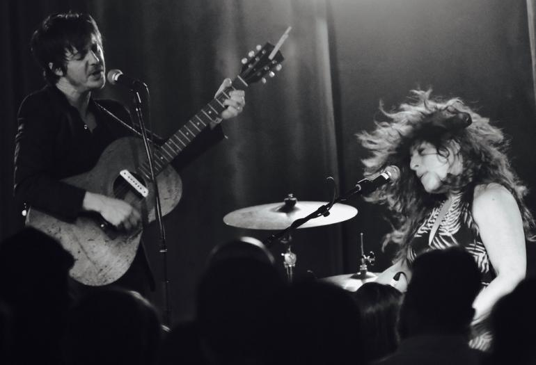 Shovels & Rope at AmericanaFest 2016