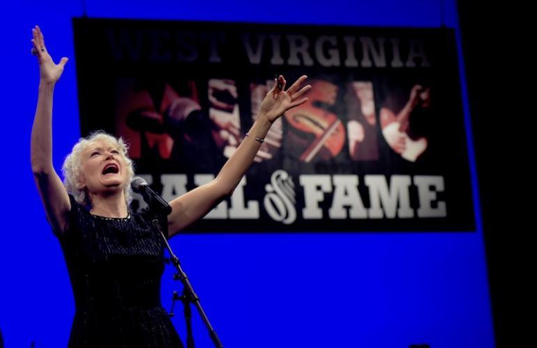 Ann Maguson, West Virginia Music Hall of Fame 2018