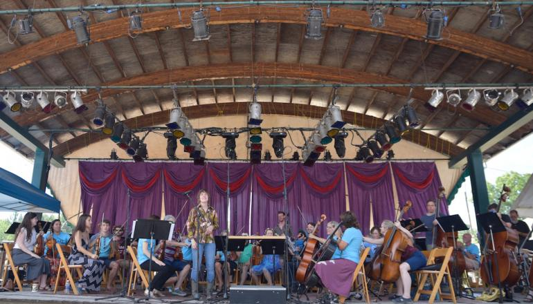 GrassRoots Chamber Orchestra, Finger Lakes GrassRoots Festival