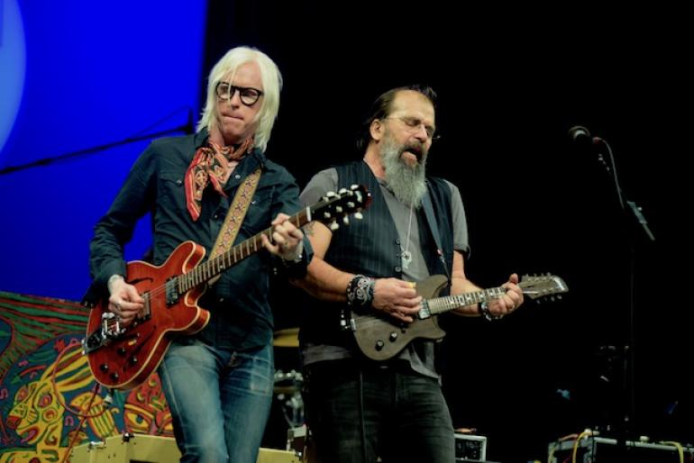 Steve Earle and Chris Masterson, Mountain Stage 2017