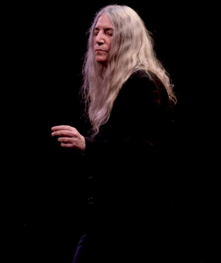 Patti Smith, West Virginia Music Hall of Fame 2018