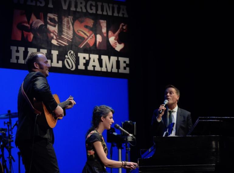 Michael W. Smith, Jackson & Jesse Paris Smith, West Virginia Music Hall of Fame 2018