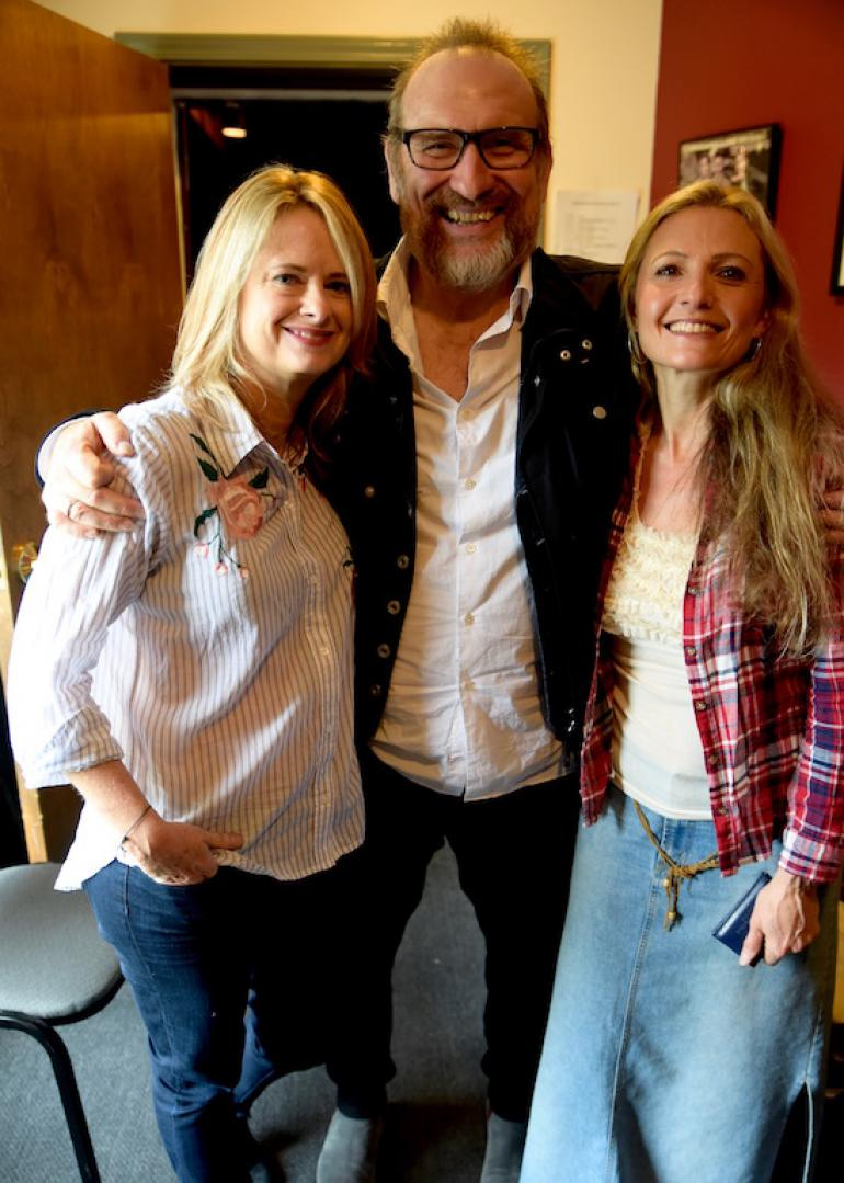 Allison Brown, Colin Hay and Rebecca Frazier, Compass Records, AmericanaFest 2017