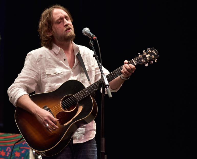 Hayes Carll,  Mountain Stage 2016
