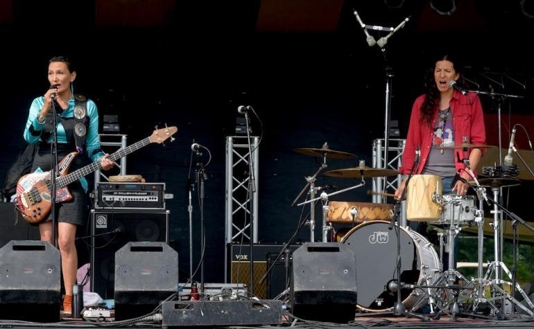 Sihasin, Finger Lakes GrassRoots Festival 2017