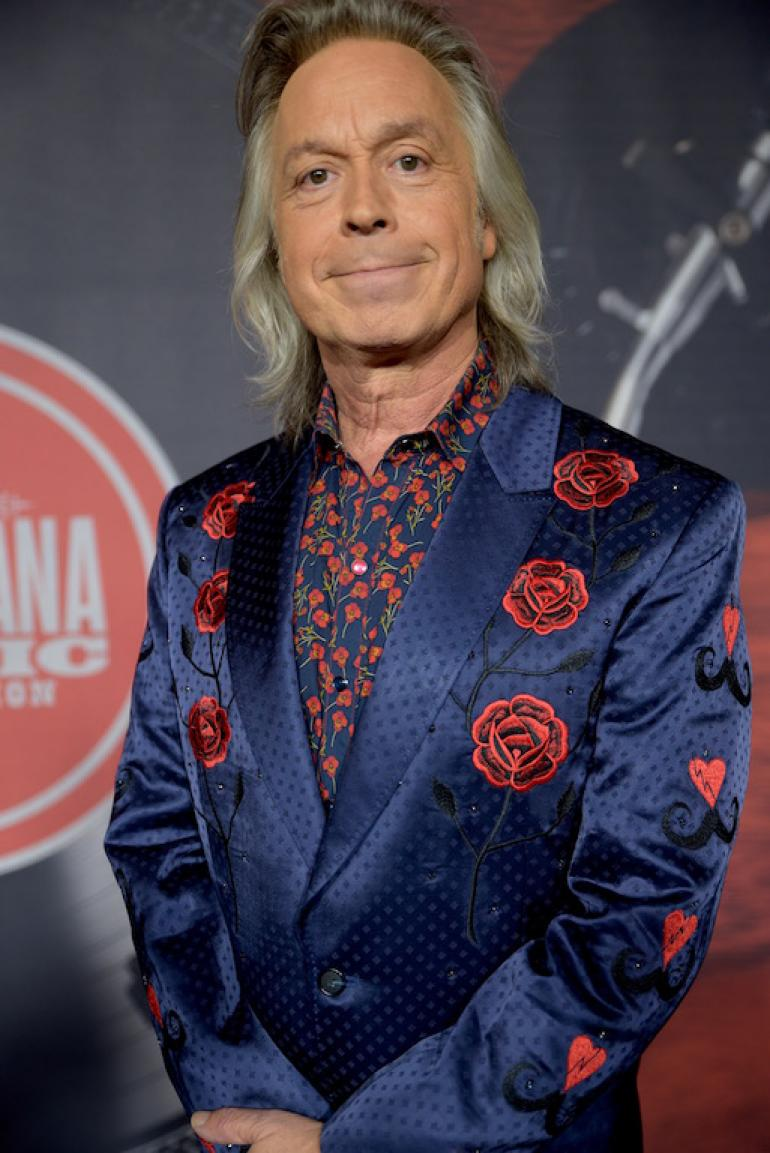 Jim Lauderdale, the AMA Red Carpet, AmericanaFest 2017