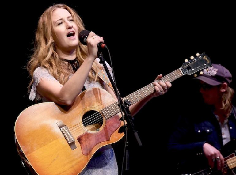 Margo Price, Mountain Stage 2017
