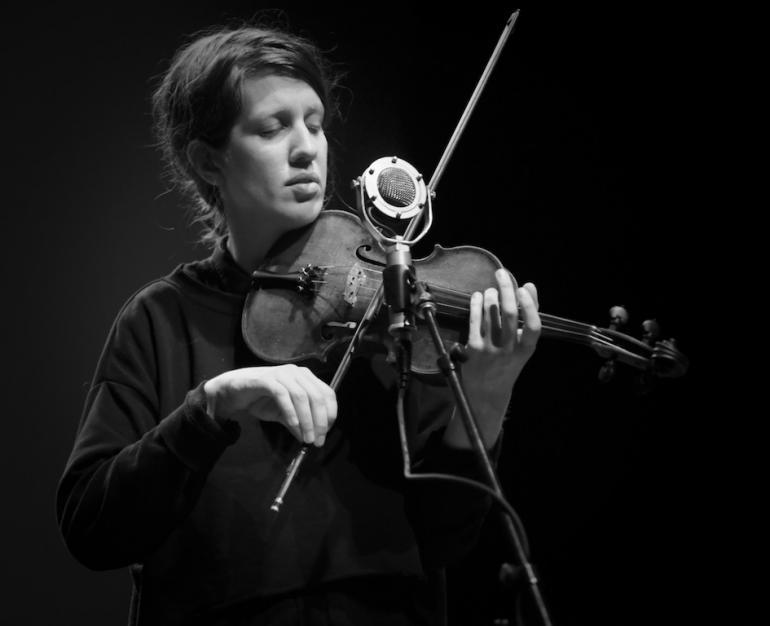 Anna Roberts-Gevalt, Stuart's Opera House, April 12, 2018
