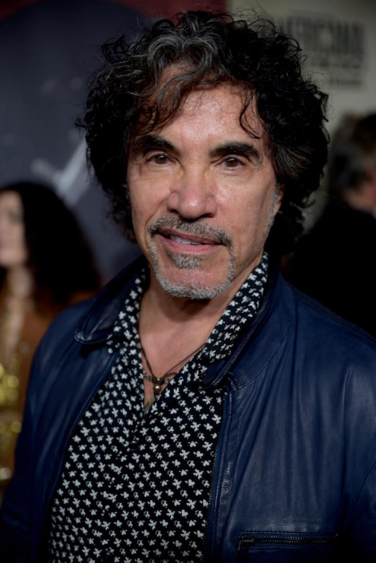 John Oates, the AMA Red Carpet, AmericanaFest 2017