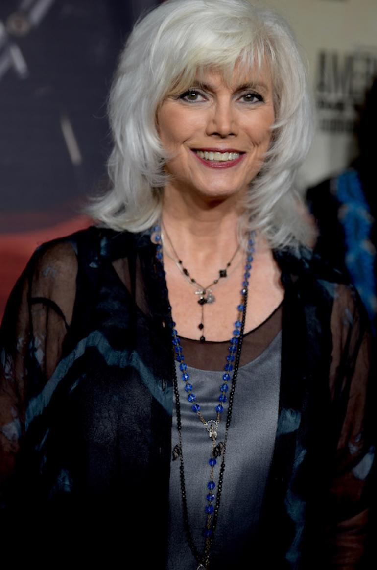Emmylou Harris, the AMA Red Carpet, AmericanaFest 2017