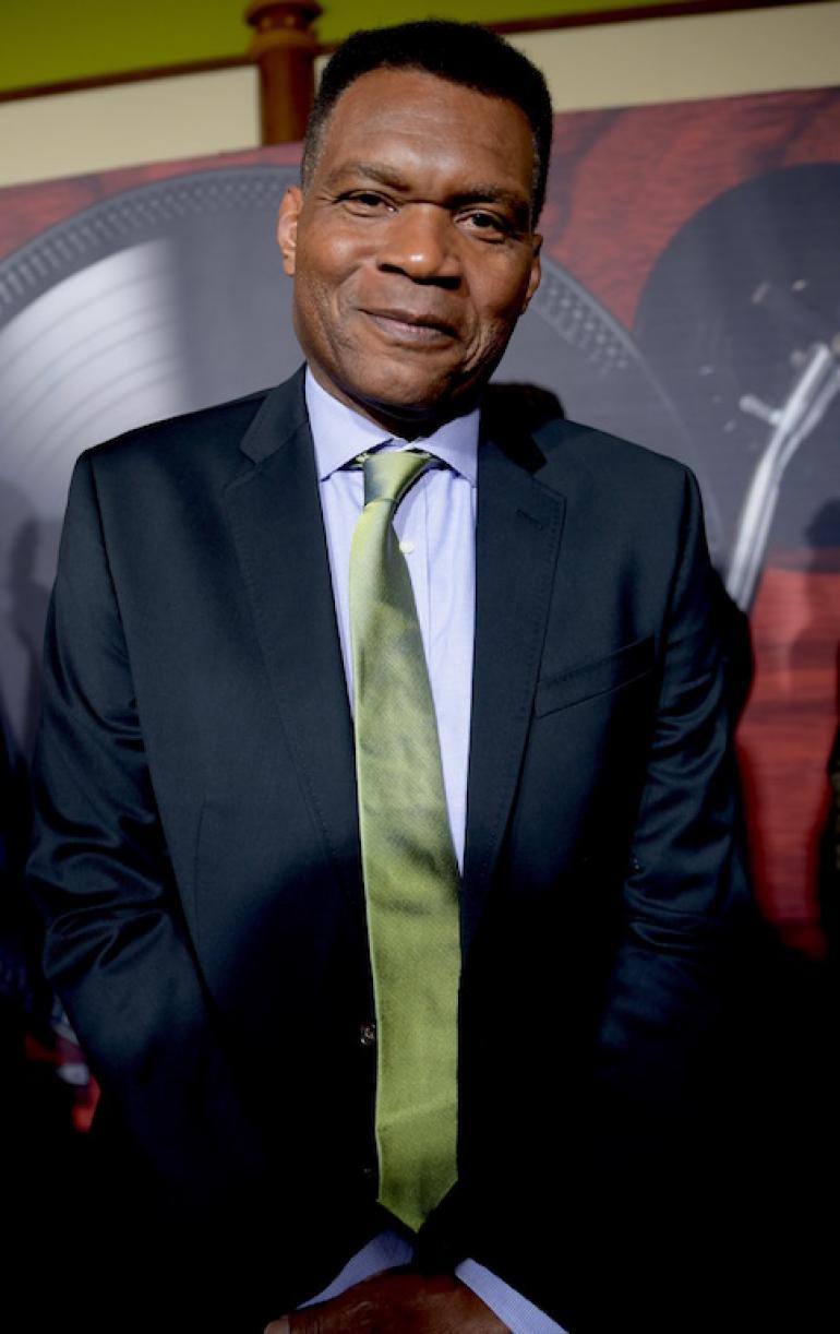 Robert Cray, the AMA Red Carpet, AmericanaFest 2017