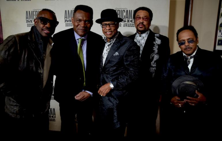 Robert Cray and the Hi Rhythm Section, the AMA Red Carpet, AmericanaFest 2017