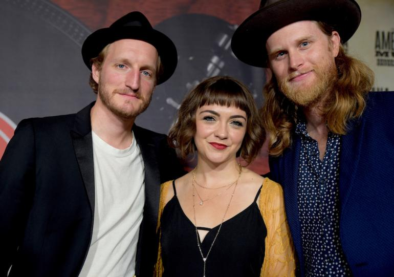 The Lumineers, the AMA Red Carpet, AmericanaFest 2017